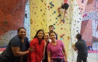 Florence Rock Climbing Event