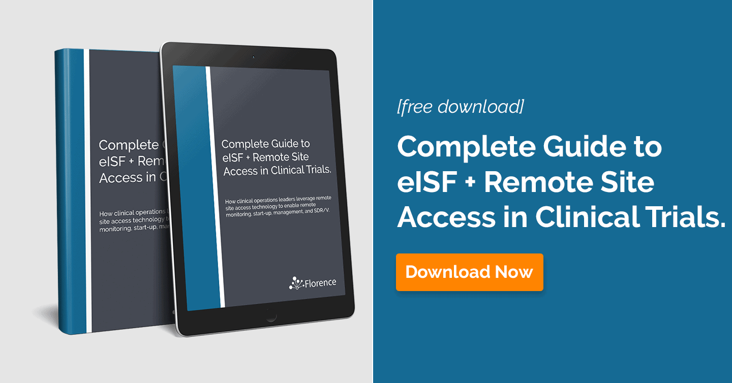 Complete Guide to eISF + Remote Site Access in Clinical Trials