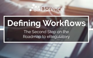 Defining Critical Workflows when preparing for eRegulatory
