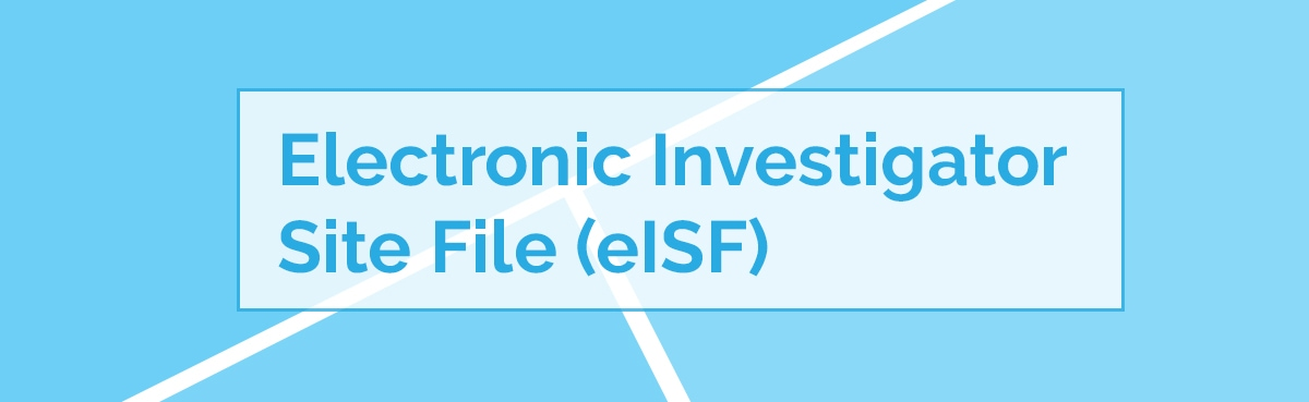 Electronic Investigator Site Files - Florence eClinical Solutions Header