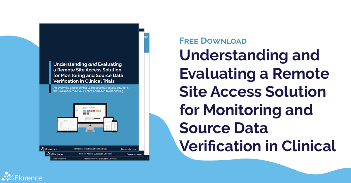 Understanding and Evaluating a Remote Site Access Solution for Monitoring and Source Data Verification in Clinical Trials