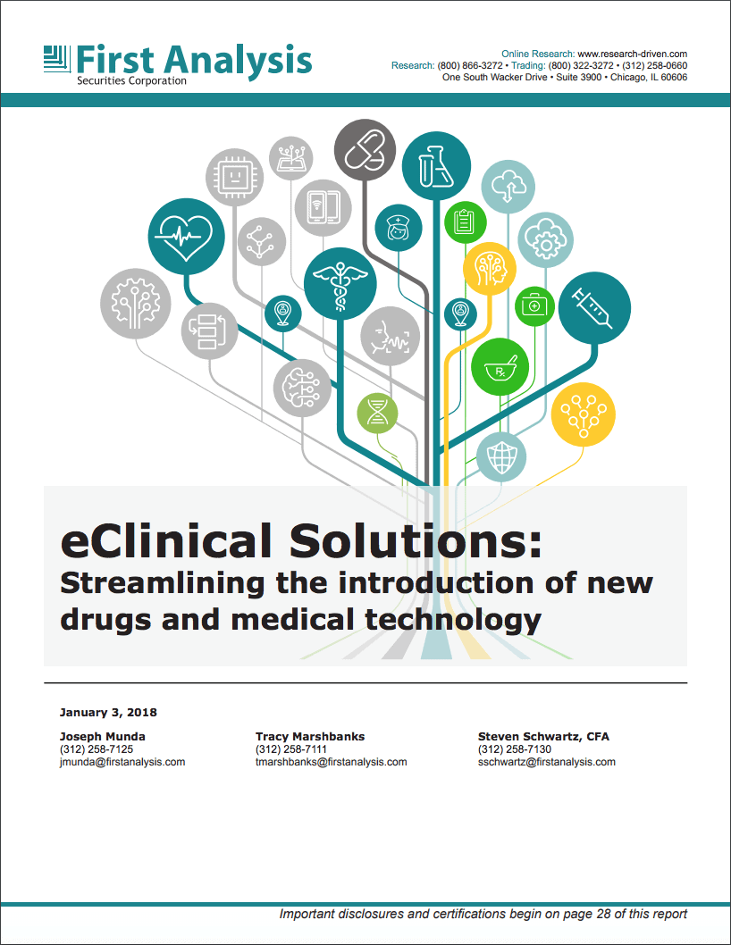 State of the Industry | eClinical Solutions for Clinical Research